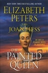 Peters, Elizabeth | Painted Queen, The | First Edition Book
