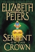 Serpent on the Crown, The | Peters, Elizabeth | Signed First Edition Book