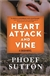 Sutton, Phoef | Heart Attack and Vine | Signed First Edition Book