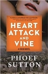 Heart Attack and Vine | Sutton, Phoef | Signed First Edition Book