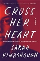 Cross Her Heart | Pinborough, Sarah | Signed First Edition Copy