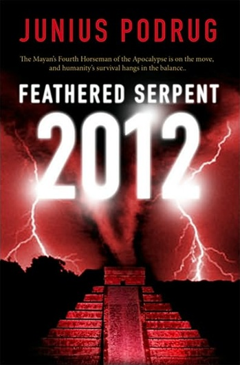 Feathered Serpent 2012 by Junius Podrug