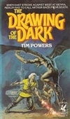 Powers, Tim | Drawing of the Dark, The | Signed 1st Edition Mass Market Paperback Book