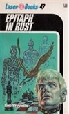 Powers, Tim | Epitaph in Rust | Signed 1st Edition Mass Market Paperback Book