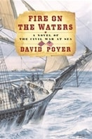 Fire on the Waters | Poyer, David | First Edition Book