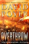 Poyer, David | Overthrow | Signed First Edition Copy