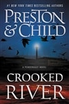 Preston, Douglas & Child, Lincoln | Crooked River | Double Signed First Edition