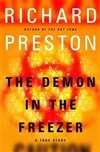 Demon in the Freezer, The | Preston, Richard | Signed First Edition Book