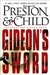 Gideon's Sword | Preston, Douglas & Child, Lincoln | Double Signed First Edition Book