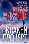 Preston, Douglas - Kraken Project, The (Signed First Edition)