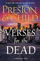 Verses for the Dead by Douglas Preston & Lincoln Child | Double-Signed First Edition Book
