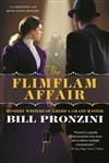 The Flimflam Affair by Bill Pronzini | Signed First Edition Book