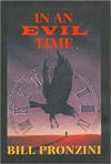 In an Evil Time | Pronzini, Bill | Signed First Edition Book