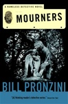 Pronzini, Bill - Mourners (Signed First Edition)