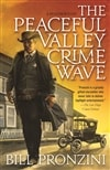 Pronzini, Bill | Peaceful Valley Crime Wave, The | Signed First Edition Copy