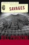 Pronzini, Bill - Savages (Signed First Edition)