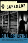 Pronzini, Bill - Schemers (Signed First Edition)