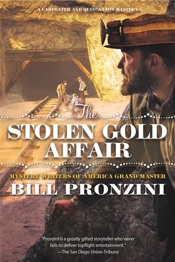 The Stolen Gold Affair by Bill Pronzini
