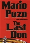 Puzo, Mario | Last Don, The | First Edition