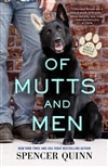 Quinn, Spencer (Abrahams, Peter) | Of Mutts and Men | Signed First Edition Book