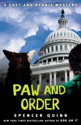 Paw and Order by Spencer Quinn