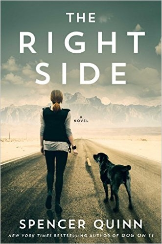 The Right Side by Spencer Quinn