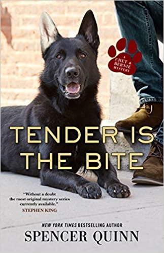 Tender is the Bite by Spencer Quinn