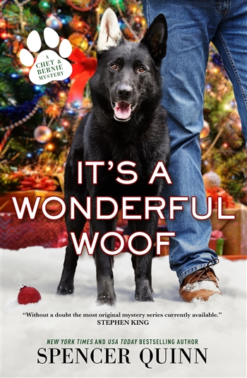 It's a Wonderful Woof by Spencer Quinn