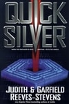Quicksilver | Reeves-Stevens, Judith & Reeves-Stevens, Garfield | Double Signed First Edition Book