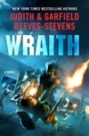 Reeves-Stevens, Judith & Reeves-Stevens, Garfield | Wraith | Double Signed First Edition Book