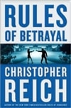 Rules of Betrayal | Reich, Christopher | Signed First Edition Book