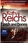 Flash and Bones | Reichs, Kathy | Signed 1st Edition UK Trade Paper Book