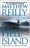 Hell Island | Reilly, Matthew | Signed Paperback
