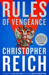 Rules of Vengeance | Reich, Christopher | Signed First Edition Book
