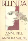 Rice, Anne (as Anne Ramplin) - Belinda (Signed First Edition)