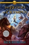 Blood of Olympus, The | Riordan, Rick | Signed First Edition Book