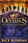 Blood of Olympus, The | Riordan, Rick | Signed First Edition UK Book