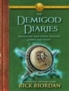 Demigod Diaries, The (Heroes of Olympus) | Riordan, Rick | Signed First Edition Book