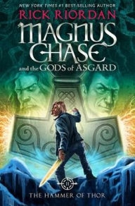 Hammer of Thor by Rick Riordan