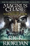 The Hammer of Thor by Rick Riordan | Signed First Edition UK Book
