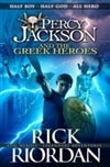 Percy Jackson and the Greek Heroes | Riordan, Rick | Signed First Edition UK Book