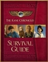 Kane Chronicles Survival Guide, The | Riordan, Rick | Signed First Edition Book