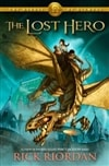 Riordan, Rick - Lost Hero, The  (Heroes of Olympus Book One) (Signed First Edition)