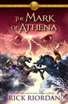 Mark of Athena, The | Riordan, Rick | Signed First Edition Book