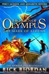 Mark of Athena, The | Riordan, Rick | Signed First Edition UK Book
