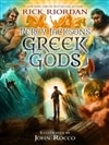 Percy Jackson's Greek Gods | Riordan, Rick | Signed First Edition Book