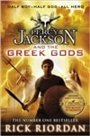 Percy Jackson and the Greek Gods | Riordan, Rick | Signed First Edition UK Book