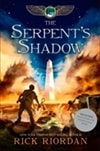 Serpent's Shadow Kane Chronicles Book | Riordan, Rick | Signed Book