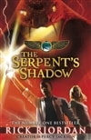 Serpent's Shadow, The (Kane Chronicles Book 3) | Riordan, Rick | Signed First Edition UK Book