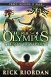 Son of Neptune, The (Heroes of Olympus Book Two) | Riordan, Rick | Signed First Edition UK Book